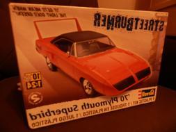 revell ' 70 plymouth superbird streetburner