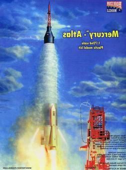 Horizon Models # 2002 1/72 Mercury - Atlas Rocket & Capsule