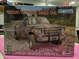 Revell '78 GMC Big Game Country Pickup 1:24 model car truck
