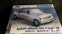 Revell 85-4376 1991 Ford F-350 Duallie Pickup TRUCK 1/24 MOD