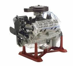 Revell 85-8883 1/4 Visible V-8 Engine Plastic Model Kit, 12-