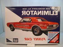 MPC 889/12 Dyno Don Nicholson Cougar Eliminator Funny Car Ki