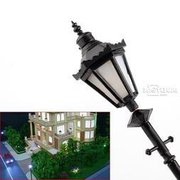 8pcs <font><b>Model</b></font> Railway LED Lamps G Scale 1:2