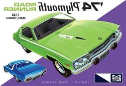 MPC 1974 Plymouth Road Runner 1/25 Model Kit MPC920-NEW