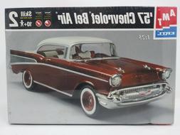 AMT / ERTL - CLASSICS - 1957 CHEVY BEL AIR HARD TOP - MODEL