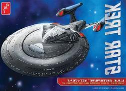 AMT U.S.S. Enterprise 1701-E 1:1400 Scale Model Kit