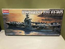 Academy CVN-69 USS Eisenhower