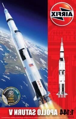 Airfix A11170 1:144 Scale Nasa Apollo Saturn V Rocket Model