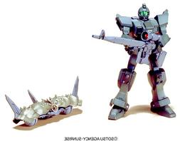 Bandai Hobby GM Sniper Bandai HG The 8th MS Team Action Figu