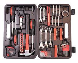 CARTMAN 148-Piece Tool Set - General Household Hand Tool Kit
