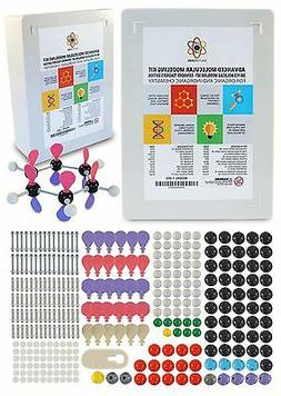 Dalton Labs Molecular Model Kit with Molecule Modeling Softw