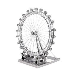 Fascinations ICONX London Eye Ferris Wheel 3D Metal Model Ki