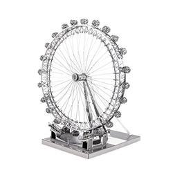 Fascinations ICONX London Eye Ferris Wheel 3D Metal Model Ki