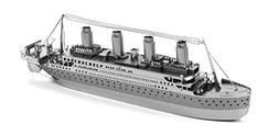 Fascinations Metal Earth Titanic Ship 3D Metal Model Kit