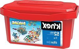 K'NEX – 52 Model Building Set – 618 Pieces – Ages 7+