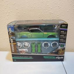 Maisto 1:24 Scale All Star Assembly Line 1967 Ford Mustang G