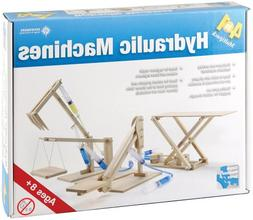 Pathfinders Hydraulic Machines 4-in-1 Wooden Kit