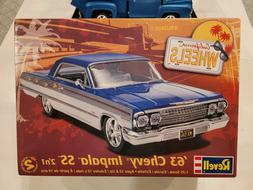 Revell 1:25 '63 Chevy Impala SS