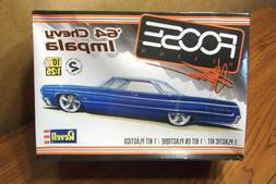 Revell '64 Chevy Impala Plastic Model Kit