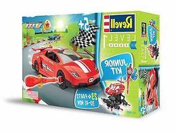 Revell Junior Race Car Model Kit, Red