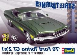 Revell/Monogram 1970 Ford Torino GT 2-in-1 Car Model Kit