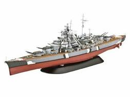 Revell of Germany Battleship Bismarck Plastic Model Kit