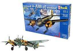 Revell of Germany Junkers Ju88 A-4 Bomber Plastic Model Kit
