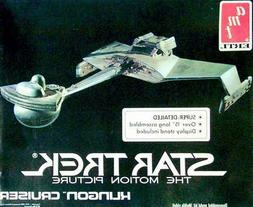 Star Trek The Motion Picture Klingon Cruiser Model Kit by AM