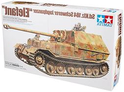 Tamiya Models German SDKFZ184 Elefant 1/35 Military Land Veh