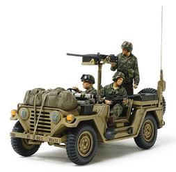 """Tamiya - Us Utility Truck - M151 A2 """"grenada 1983"""" Model"""