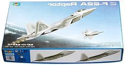 Trumpeter 1/144 F22A Raptor Fighter