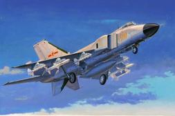 Trumpeter Chinese J-8F Finback Fighter Model Kit