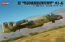 Hobby Boss A-10 Thunderbolt II Airplane Model Building Kit