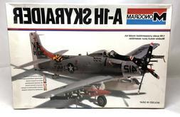 a 1h skyraider plane 1 48 scale