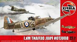 Airfix A02069 Boulton Paul Defiant MK I Plastic Model Kit