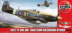 Airfix A14003 1:24 Scale North American P-51K/ RF Mustang Mi
