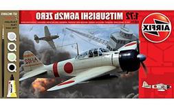 Airfix A68204M Mitsubishi A6M2b Zero 1:72 Military Aircraft