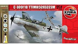 Airfix A68205M Messerschmitt BF109E-3 1:72 Military Aircraft