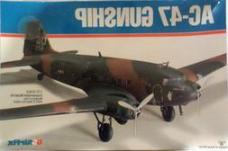 Airfix  AC-47 GUNSHIP  -  model kit of USAF military version