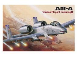 Academy 1:72 - Fairchild A-10A Operation Iraqi Freedom plast