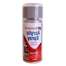 Humbrol Acrylic Spray Metallic Shade 11 Paint Model Kit, 150