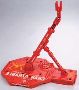 Bandai Hobby Action Base 1 Display Stand , Char Aznable Colo
