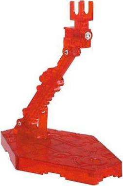 Bandai Action Base 2 Display Stand , Sparkle Red