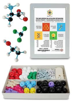 Advanced Molecular Modeling Kit - 200 PCS - Organic Chemistr