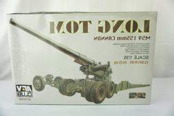 AFV Club AF35009 Long Tom M59 155mm Cannon 1/35 Scale Plasti