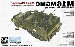 """AFV Club AF35203 1/35 M16 Halftrack Self propelled AA Gun """"M"""