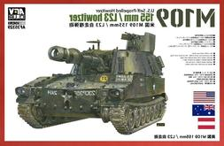 AFV Club AF35329 1/35 US M109 155mm / L23 HOWITZER - 'Nam Se