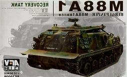 AFV CLUB 1/35th Scale M88A1 Bergepanzer Recovery Tank Model