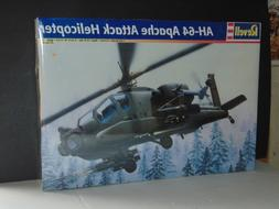 Revell AH-64 Apache Attack Helicopter 1/32 Scale Model Compl