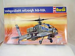 Revell AH-64 Apache Helicopter Model Kit, New, Skill Level 2